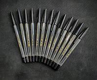 Ручка черная канцелярская, фото 1
