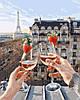 Набор для творчества «Картины по номерам– «Шампанское и клубника» 40*50см.