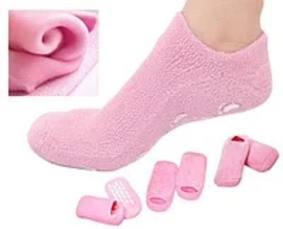 Гелевые увлажняющие носки (SPA-носочки) Spa Gel Socks