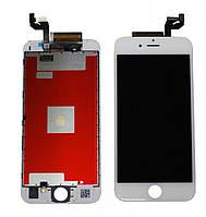 Дисплей для iPhone 6s, белый, с сенсорным экраном, с рамкой, AAA, Tianma