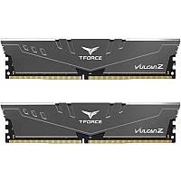 Модуль памяти DDR4 2x8GB/3200 Team T-Force Dark Z Gray (TDZGD416G3200HC16CDC01)