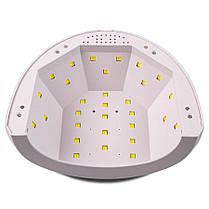 Гибридная LED лампа для сушки геля и лака SUN ONE 48Вт, фото 3