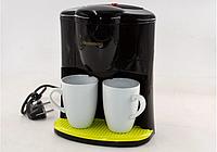 CB 1560 (12) Кофеварка 2 чашки 600 Вт