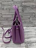 Женская стильная сумка эко-кожа Зара Zara. В расцветках., фото 4