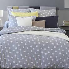 Комплект постельного белья от украинского производителя бязь  Star Семейный