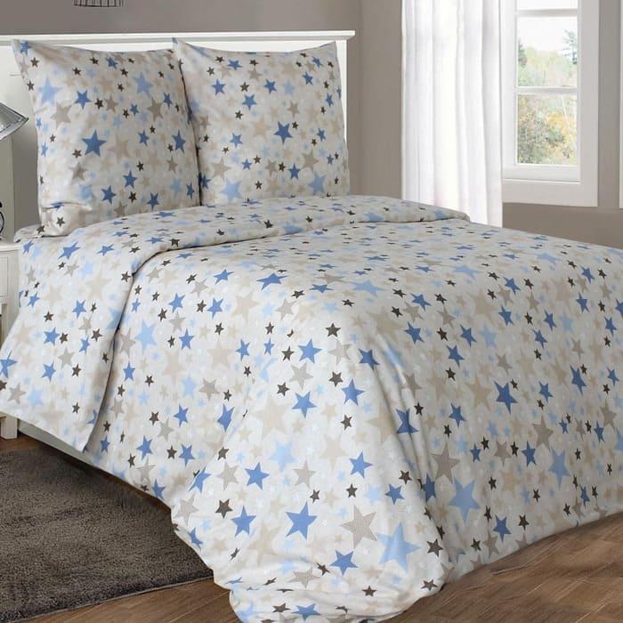 Комплект постельного белья от украинского производителя бязь  Вега Семейный