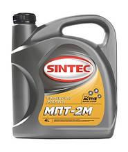 Масло моторне МПТ-2М SINTEC 4л, мінерал (промивне)