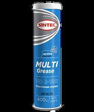 Смазка пластичная многоцелевая SINTEC, MULTI GREASE EP 2-150 HD, 400г