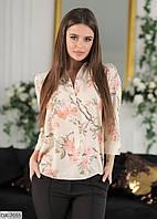 "Блуза женская софт (42;44;46;48) ""Elva"" 2P/NR-2319"