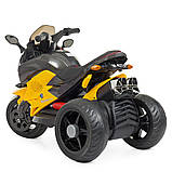 Электромобиль Мотоцикл Бамби, фото 2