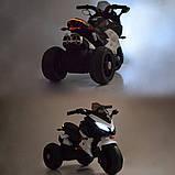 Электромобиль Мотоцикл Бамби, фото 3