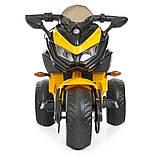 Электромобиль Мотоцикл Бамби, фото 4