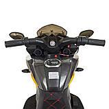 Электромобиль Мотоцикл Бамби, фото 6