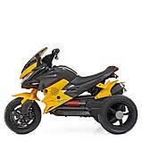 Электромобиль Мотоцикл Бамби, фото 5