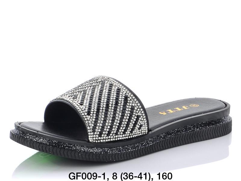 Шлепанцы женские ITTS GF 009-1