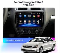 Junsun 4G Android магнитола для  Volkswagen Jetta 6 2011-2018