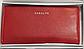 Кошелек на магнитной застежке Saralyn красный, фото 2