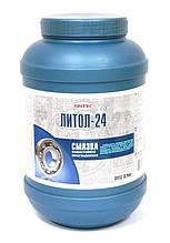 Смазка SINTEC, Литол-24, 2,1кг