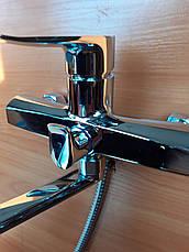 Змішувач TROYA ванна довгий FOB7-A134, фото 2