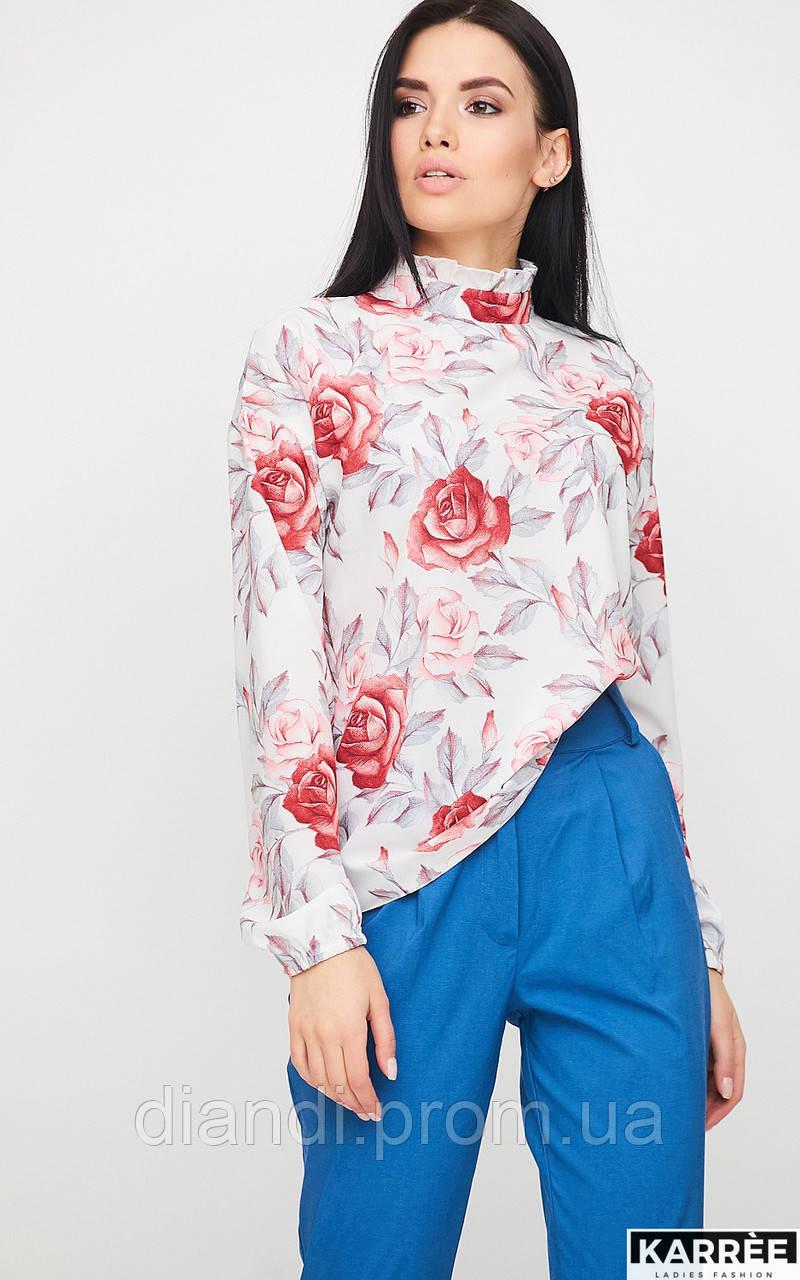 Блуза Фиби - Белый
