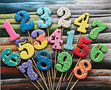 Формочки для пряников, вырубки Цифры №14, фото 2
