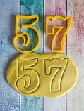 Формочки для пряников, вырубки Цифры №14, фото 6