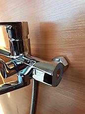 Змішувач TROYA ванна довгий FOB7-A134, фото 3