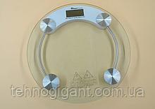 Электронные напольные весы, стеклянные, до 180 кг Opera OP-2003B