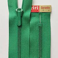 Riri Молния змейка металлическая 4 крашенная неразъемная брючная 12, 20, 22 см, разные цвета