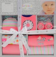Набор детской одежды для новорожденных CarteBaby до 6 месяцев для девочек