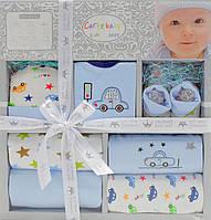Набор детской одежды для новорожденных CarteBaby до 6 месяцев для мальчиков