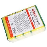 Набор губок для посуды РRO-Optimum-15300200 6х9х3см 5шт