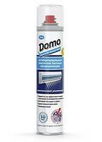 Очиститель кондиционеров DOMO антибактериальный бытовой аэрозоль-320мл (комплексный усиленный)