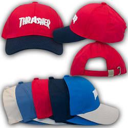 ОПТ Бейсболка для мальчика Thrasher, 50 р. (5шт/упаковка)