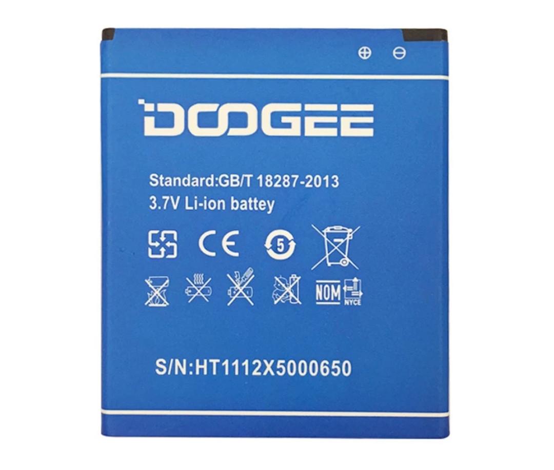 Акумулятор для смартфона Doogee X5s