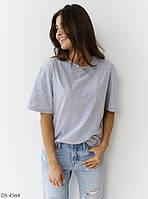 Женская футболка оверсайз, фото 1