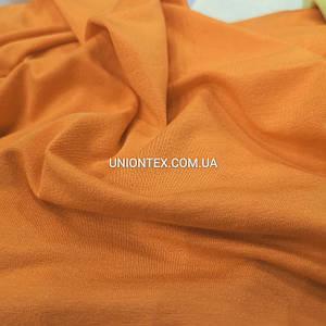 Вискоза трикотаж оранжевый (180см)