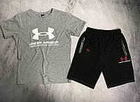 Мужской спортивный костюм (футболка и шорты) Willpower, фото 1