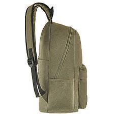 Рюкзак молодёжный BAIYUN 43х30x16 ткань брезент  ксВУ738-6х, фото 3