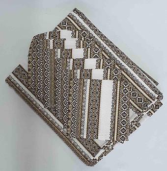 Комплект столовый Едельвика 230Х140 17.3 Беж