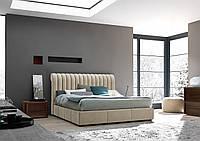 Двухспальные кровать Люкс МАНЧЕСТЕР 160х200 без матраса  двуспальная, фото 1