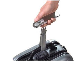 Дорожные электронные весы для взвешивания багажа