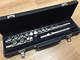 Флейта Yamaha (Ямаха), серебро, фото 2