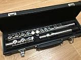 Флейта Yamaha (Ямаха), серебро, фото 3