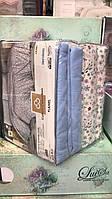 Постельное Белье из Фланели Байка Двуспальное Евро 200*220 см На Резинке Турция Cotton Сollection