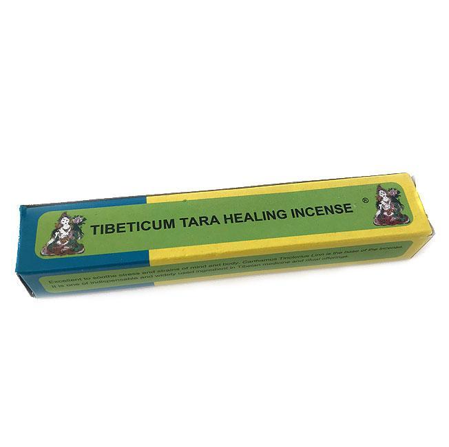 Тибетские благовония - Tibeticum Tara Healing Incense  (Тара Целительные)  лечебные для снятия стресса