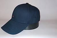 Бейсболка мужская TOMMY HILFIGER 20-0475 тёмно-синяя