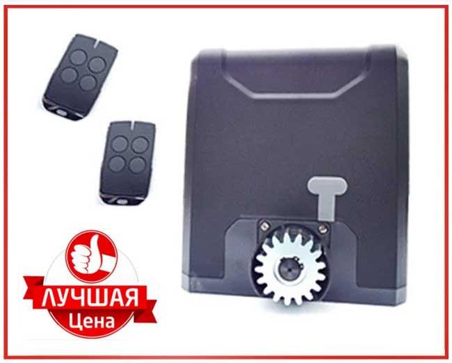 STEELON NAVI-1000. Электропривод для откатных ворот до 1000 кг.