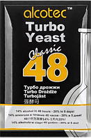 Турбо дрожжи «Alcotec 48 Turbo Classic»
