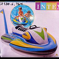 Надувной детский скутер для плаванья